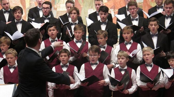 Capella Vocalis (Archivbild)