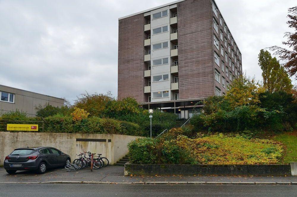 Das alte Theophil Wurm Haus wird abgerissen Reutlingen