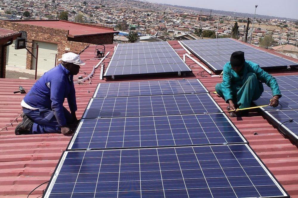 Solaranlagen München selbstloser einsatz in tumelo home neckar erms reutlinger