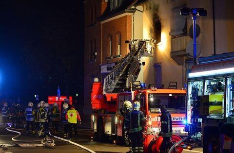 Gro einsatz nach brand in mehrfamilienhaus reutlingen for Reutlinger general anzeiger immobilien