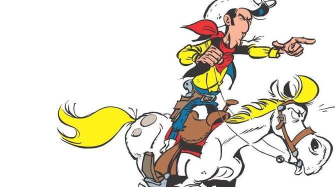 Pferd Von Lucky Luke