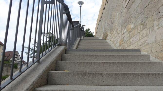 Tübinger Treppen Und Ihr Witz Kreis Tübingen Reutlinger