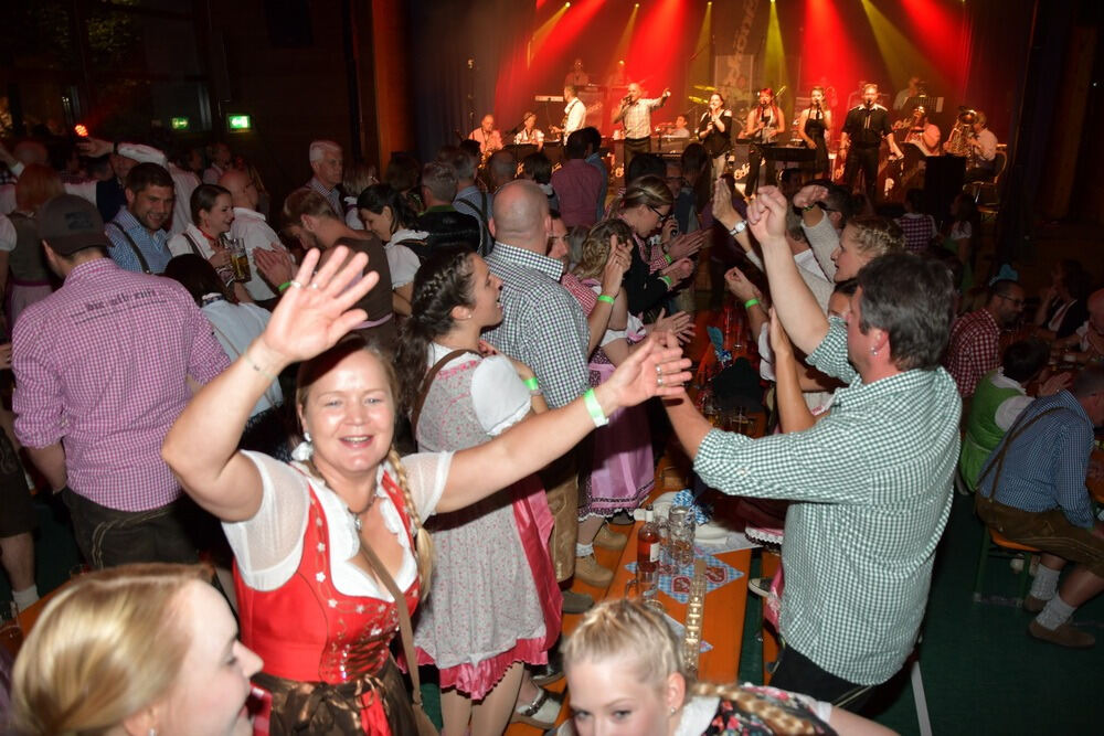 Dirndl Party in Ohmenhausen 2017
