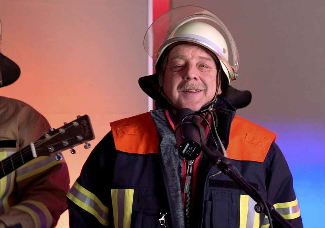 Feuerwehrmann Rudi