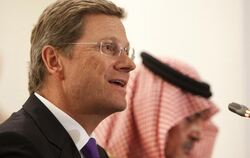 Guido Westerwelle in Katar