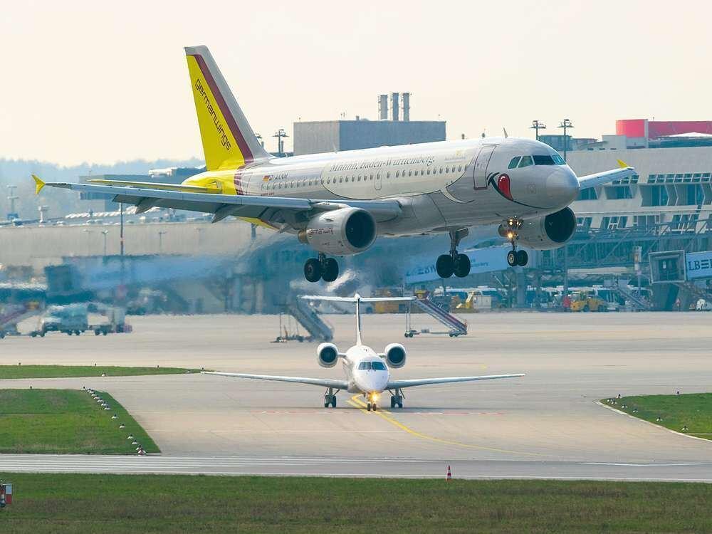 Lufthansa startet zukunft am flughafen stuttgart - Reutlinger generalanzeiger wohnungsanzeigen ...