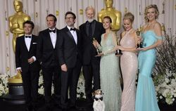 Der Film «The Artist» hat fünf Oscars gewonnen. Foto: Paul Buck