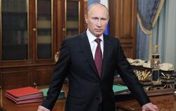 Wladimir Putin. Foto: Alexey Druginyn, Ria Novisti, Government Press Service