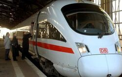Deutsche Bahn ICE Intercity
