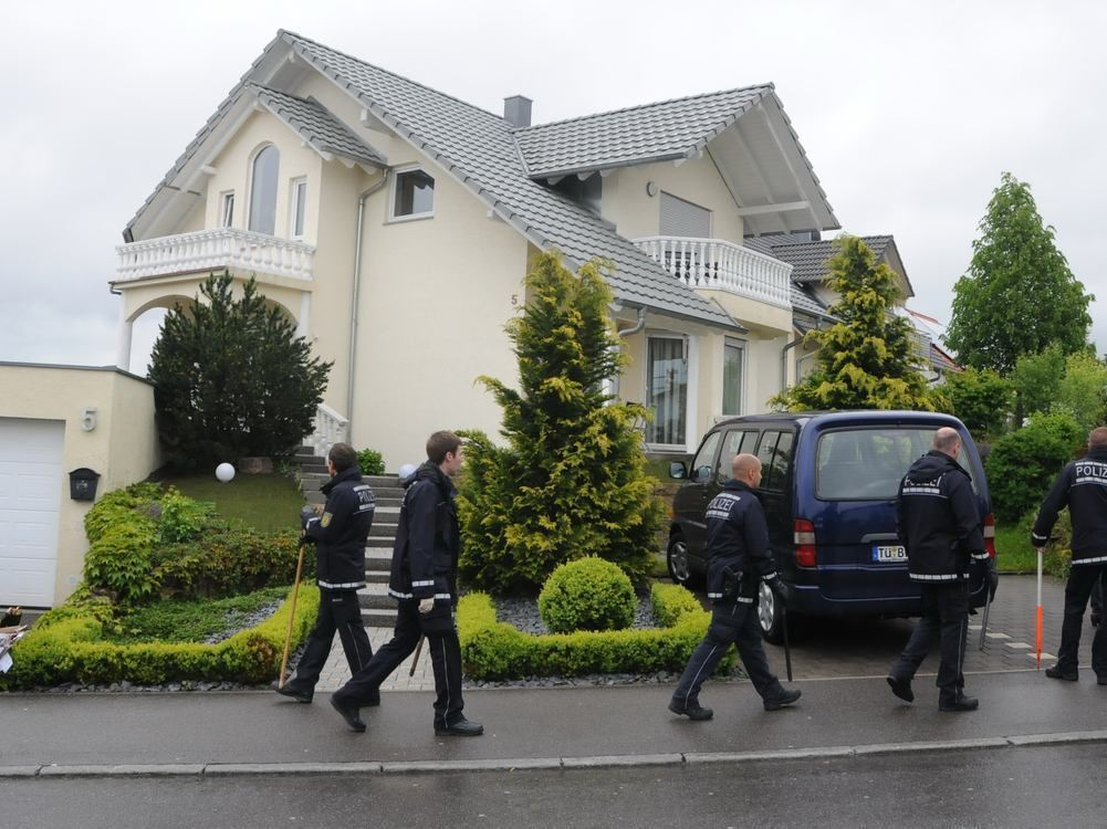 Mord Anklage nach Tod einer 31 Jährigen in Mössingen