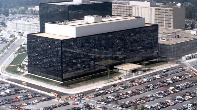 Hier wird zugehört: NSA-Hauptquartier in Fort Meade. Foto: National Security Agency