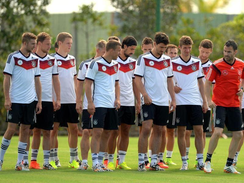Fußball Wm Deutsche Spiele