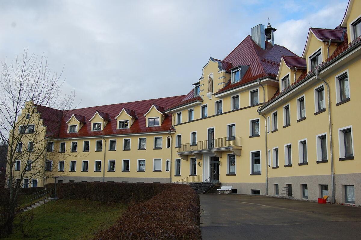 Pflegeheims St Elisabeth Neubau Im Gespr Ch Region