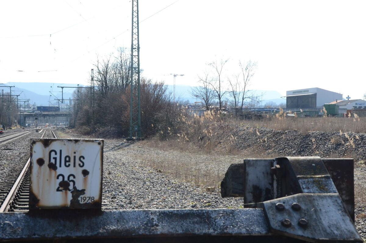Reutlinger g terbahnhof zur ck auf die schiene for Reutlinger general anzeiger immobilien