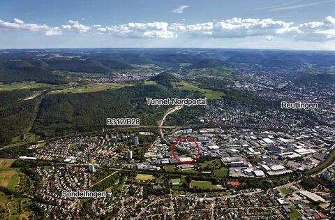 Ideenfindung f r die dietwegtrasse reutlingen for Reutlinger general anzeiger immobilien