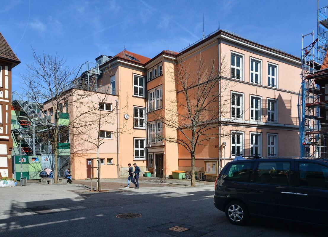 Sanierungsmittel f r spitalhof im n chsten doppelhaushalt for Reutlinger general anzeiger immobilien