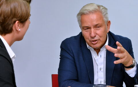 GEA-Interview mit Klaus Wowereit