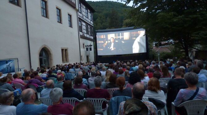 Open Air Kino Bad Urach