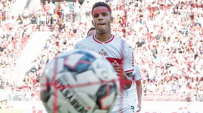 Stuttgart Atlético 11 Thommy Scheitert Vfb Stuttgart Fußball