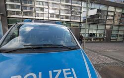 Polizeirevier in Frankfurt