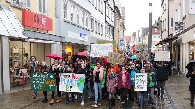 Fridays For Future Detail: Fridays For Future: Immer Mehr Machen Auch In Reutlingen