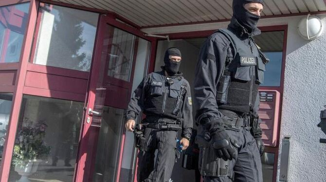 Beamte der Bundespolizei
