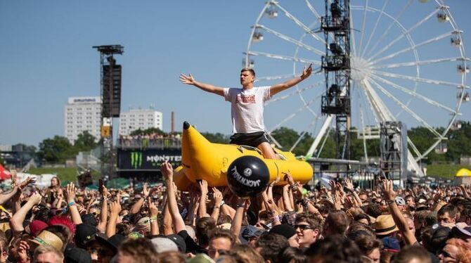 Open-Air-Festival »Rock im Park«