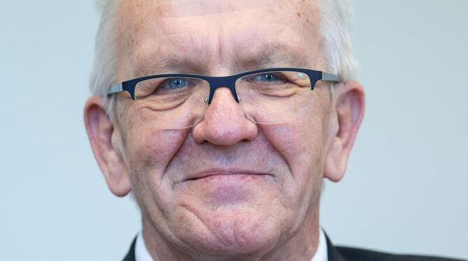 Kretschmann Will Noch Einmal Ministerprasident Werden Land Baden Wurttemberg Reutlinger General Anzeiger Gea De