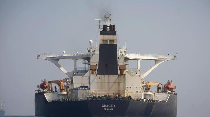 Supertanker »Grace 1«
