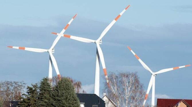 Windkraft in Brandenburg