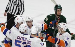 Minnesota Wild - New York Islanders