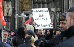 Demonstrationen in Köln