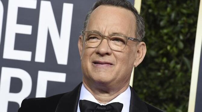 Golden Globes - Tom Hanks