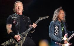 Heavy-Metal-Band Metallica