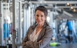 Fitnessstudio-Betreiberin Renate Holland
