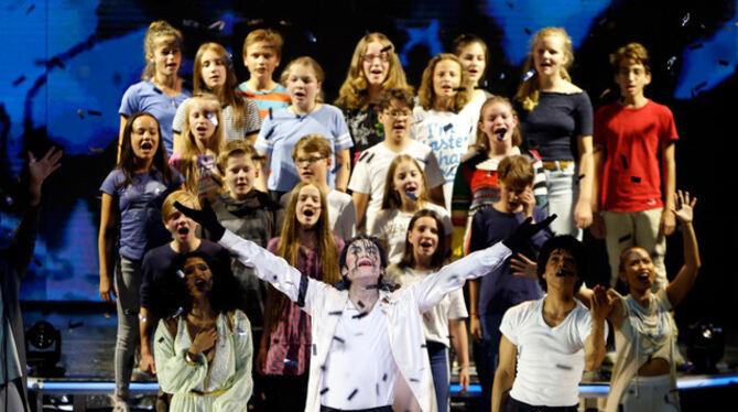 Für das Michael-Jackson-Musical »Beat it!« am 31. Januar in der Reutlinger Stadthalle sucht die Eventagentur noch einen Kinder-