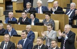 Russisches Parlament