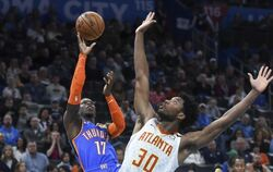 Oklahoma City Thunder - Atlanta Hawks
