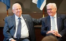 Rivlin in Berlin