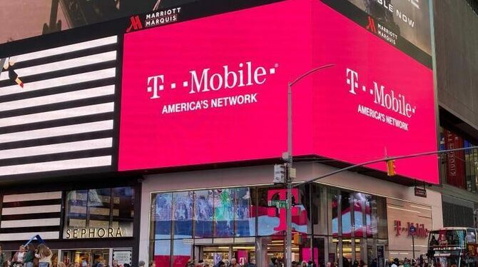 T-Mobile in USA