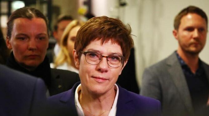 Kramp-Karrenbauer