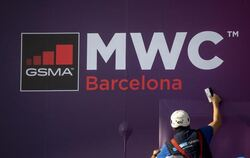 MWC-Messe in Spanien