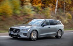 Exterior, Images, Drivin260782_Volvo_V60_T8_Twin_Engine_AWD_Polestar_Engineeredg, V60, 2019, 2020 New V60