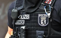 Razzia in Berlin