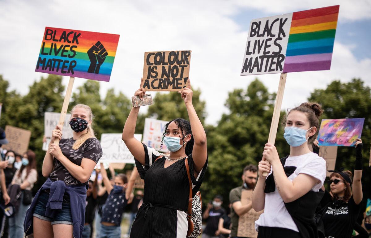 Black-Lives-Matter-Demo am Samstag auch in Reutlingen - Reutlingen ...