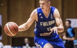 Der Finne Elias Valtonen spielte bislang in den USA College-Basketball.  FOTO: PRIVAT