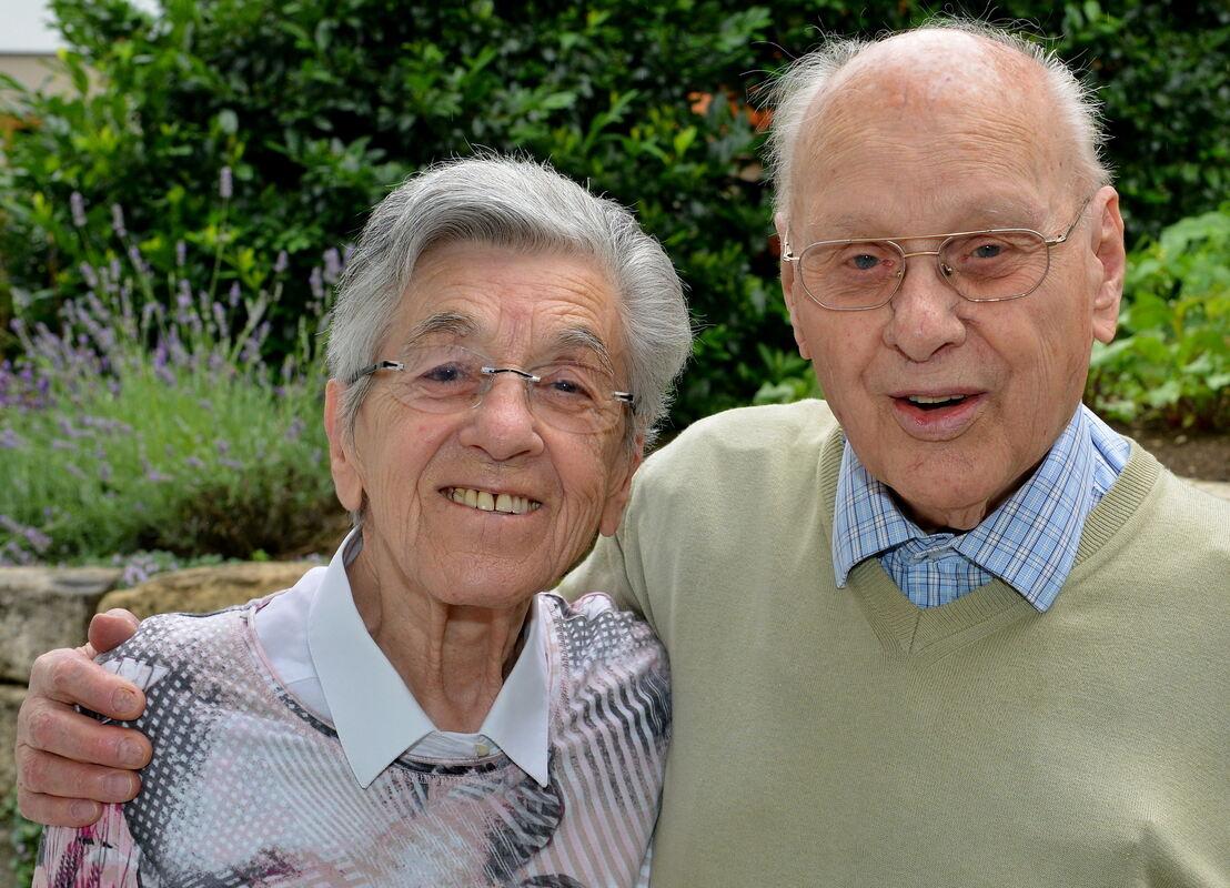 65 Jahre verheiratet: Zwei Reutlinger feiern heute eiserne