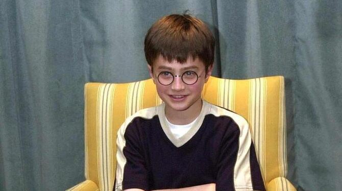 Harry Potter wird 40