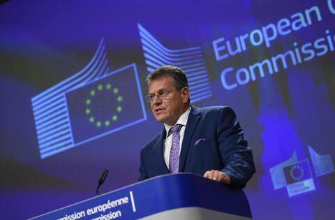 EU und Großbritannien nehmen neuen Anlauf für Handelspakt...