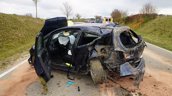 Unfall B465 Heute